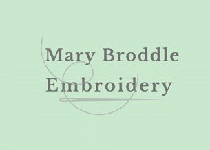 Mary Broddle Embroidery
